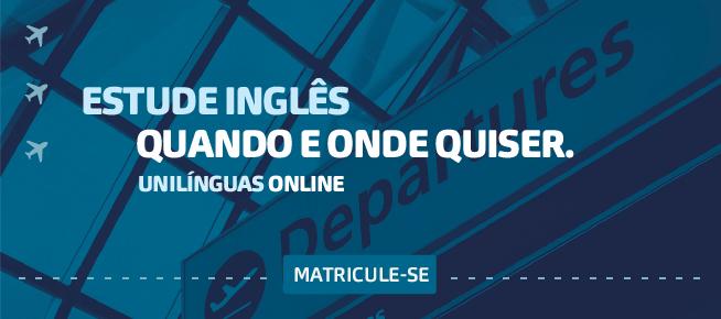 Conheça o Unilínguas Online