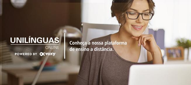 Saiba mais sobre o Unilínguas Online