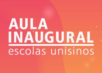 Imagem do evento Aula Inaugural Escolas Unisinos