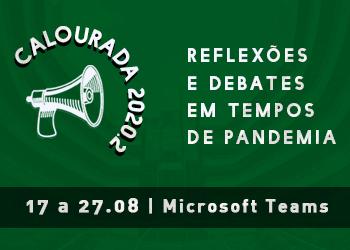 Imagem do evento Calourada DCE 2020/02