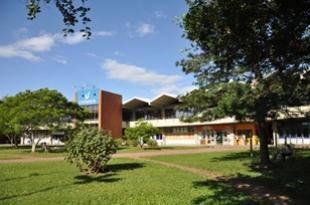 Na Unisinos, você convive com um espaço composto por arroios, lagos e áreas verdes interligadas.