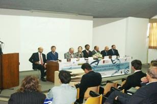 Abertura do Congresso Internacional sobre Bancos de Perfis Genéticos para Fins de Persecução Criminal.