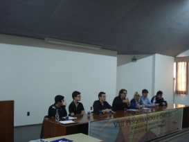 O evento divulga as pesquisas realizadas junto ao Programa de Pós-Graduação em Direito da Unisinos.