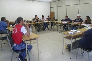 O FRSL reune-se quinzenalmente, as terças feiras, 09h, no Centro de Cidadania e Ação Social (CCIAS) UNISINOS.