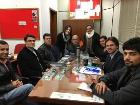 Grupo de Pesquisa Estado e Constituição coordenado pelo Prof. Jose Luis Bolzan de Morais.