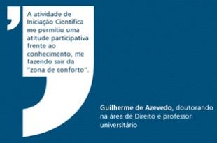 Espaço destinado a alunos de graduação da Unisinos e estudantes de Ensino Médio de outras instituições para realizar projetos de pesquisa.