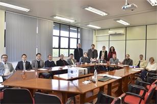 Reunião de Colegiado de Professores e Representantes Discentes do PPG em Direito