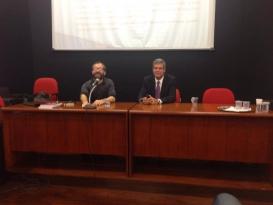 Política criminal da exclusão, ministrado pelo Prof. Dr. José Ángel Brandariz García, da Universidade da Coruña, Espanha, ocorrido em 13/05/2014, realizado pelo Grupo de Pesquisa Sistemas Punitivos, coordenado pelo Prof. Dr. André Luís Callegari.
