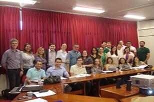 Alunos do Mestrado Interinstitucional do PPG em Direito da Unisinos com a Facid – Faculdade Integral Diferencial, de Teresina/PI.