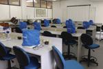 Laboratório de Sedimentologia