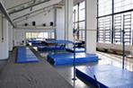 Sala de Ginástica Olímpica