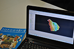 Softwares de processamento de dados topográficos