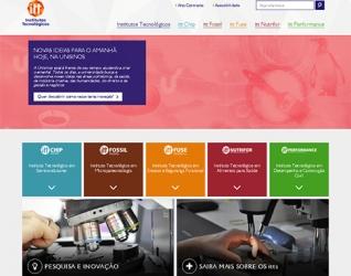 Institutos Tecnológicos ganham novo site