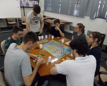 1º Torneio Power Grid Unisinos