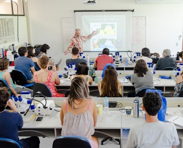 itt Fossil realiza Brazil Summer School on Micropaleontology and Paleoceanography