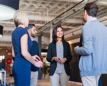 No mercado de trabalho, networking é fundamental