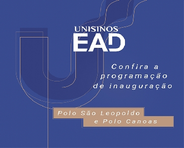Unisinos lança novos polos EAD em São Leopoldo e Canoas