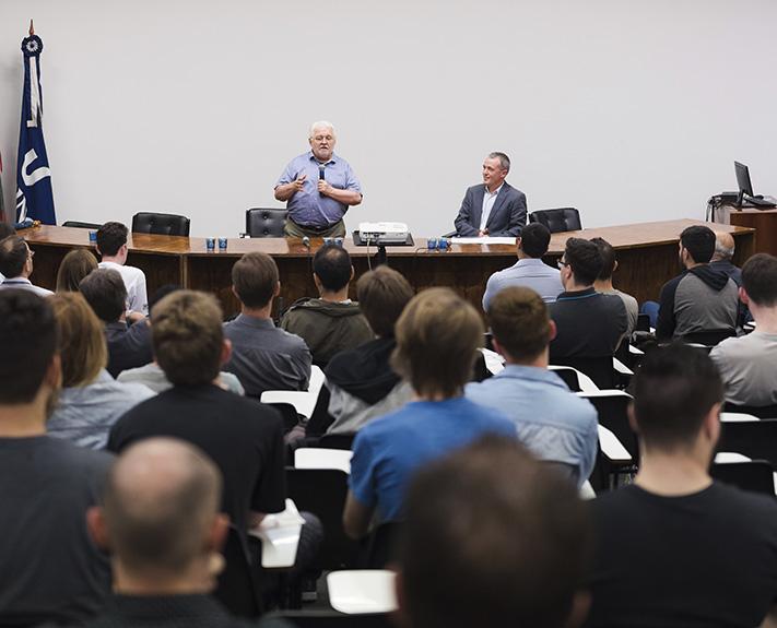 Imagem para a notícia II Semana Acadêmica da Politécnica