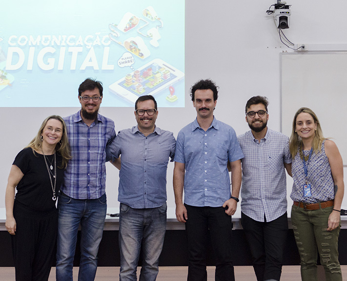 Imagem para a notícia Intervenção, colaboração e experiência digital