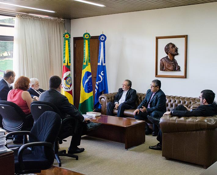 Imagem para a notícia PUC Campinas visita a Unisinos