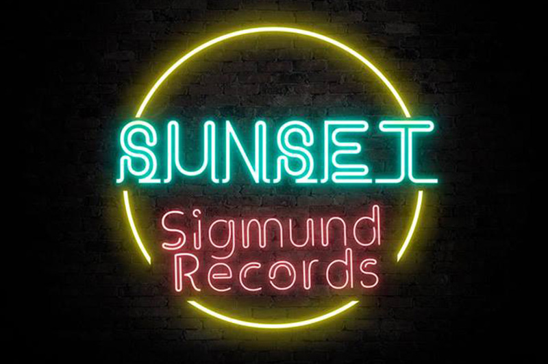 [Sunset Sigmund Records