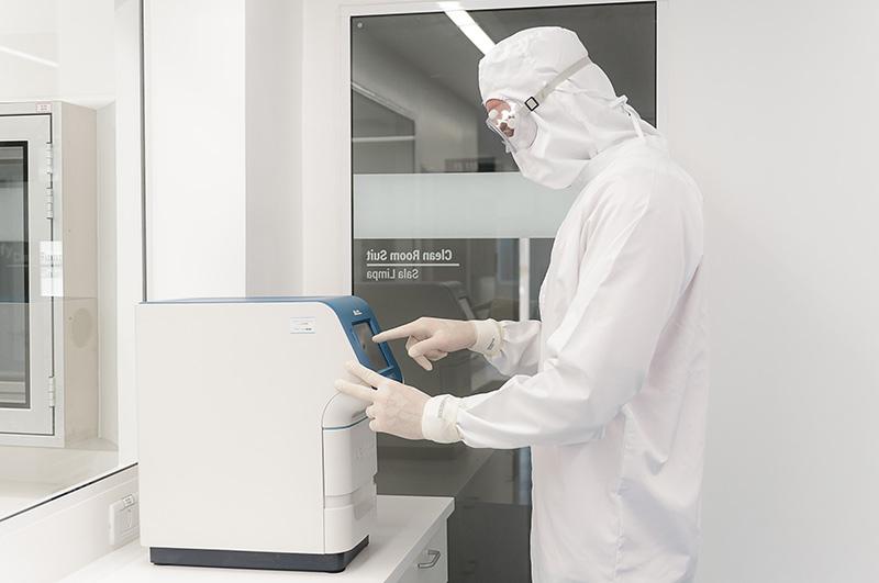[Testes serão realizados no laboratório da Hemocord