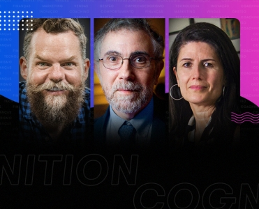 Paul Krugman, Zeina Latif e Marcos Piangers palestram no congresso virtual Cognition